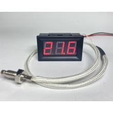 Цифровой термометр -60℃ ~ 999℃ - универсальный датчик температуры DC 4,0V- 28V высокотемпературный промышленный, врезной