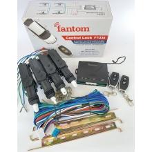 Комплект центральных замков с дистанционным управлением Fantom FT-230 2 пульта