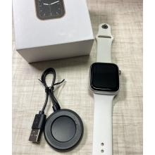 Cмарт часы (фитнес-браслет) SMART WATCH W26, голосовой вызов, термометр, white