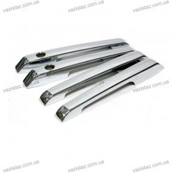 Накладки на ручки ВАЗ 2108-2115 (нержавейка)
