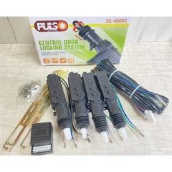 Комплект центральных замков PULSO DL-48001 / 8 PIN на 4 двери (без пультов)