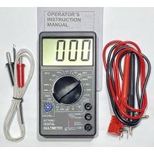 Цифровой мультиметр - тестер DT700C температура