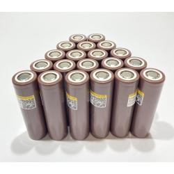 Аккумулятор 18650 высокотоковый для вейпа, шуруповерта LiitoKala 3,7v 18650 HG2 <30 мОм 3000 мА/ч (реальная емкость)