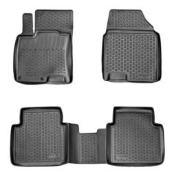 Коврики в салон Peugeot Partner Tepee передние 08- (Lada Locker)