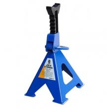 Стойка-поддомкратник 6т, min 395мм - max 605мм, T46001/42061, 2шт/компл. (T46001)