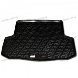 Коврик в багажник Chery Beat 10- (Lada Locker)