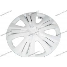 Колпаки R13 Lux белые (4 шт.)