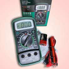 Цифровой мультиметр MAS 830L