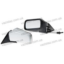 Зеркала боковые универсальные белые с регулировкой (2 шт.) ЗБ-3287 White