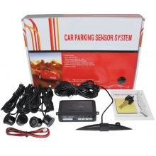 Парктроник (парковочный радар) на 8 датчиков парковки Car Parking Sensor System