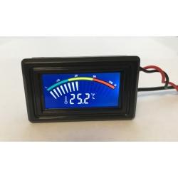 Цифровой датчик температуры для двигателя, воды, ПК (универсальный)