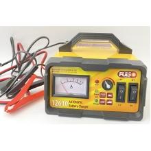 Зарядное устройство Pulso BC-12610 для автомобильного аккумулятора с ручной регулировкой тока 6-12В |10А |5-120AH | стрел.индик.