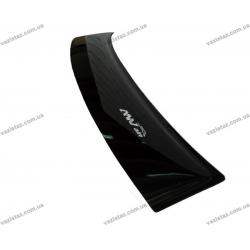 Козырек на заднее стекло ВАЗ 2112 (на скотче) (ANV air)