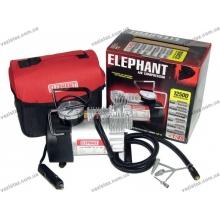 Автокомпрессор Elephant КА-12500 150psi/14Amp/35л