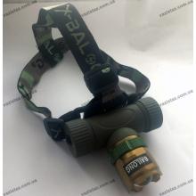 Ультрафиолетовый фонарь Police 6866-UV 365 nm/аккум./ЗУ 220-12В/зум.