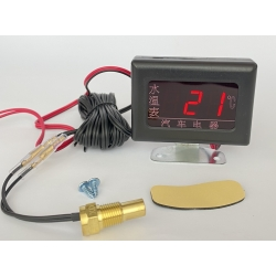 Датчик температуры двигателя 12В-24В (Ø - 10мм)