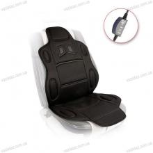 Накидка на сиденье автомобиля с подогревом H 19002 BK Vitol черная