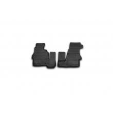 Коврики в салон MERCEDES-BENZ Sprinter Classic, 2013-> 2 шт. (полиуретановые) Novline