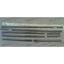 Молдинги на ВАЗ 2101-2107 1 хром полоса LADA