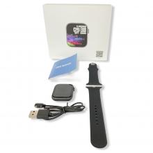 Фитнес-браслет (смарт часы) Smart Watch T89 / Apple band T89 Original, IP67, black