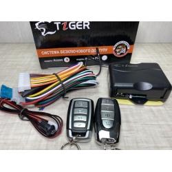 Дистанционный блок управления центральным замком Tiger Access (выход на стеклоподъемники / багажник / габариты / поиск)