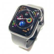 Cмарт часы (фитнес-браслет) Smart Watch W34 plus, голосовой вызов, термометр, black