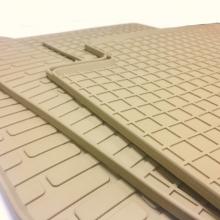Коврики в салон MERCEDES BENZ W164 ML 05-/W166 ML 11-/X164 GL 05-/X166 GL 12-/ GLE 14- (комплект - 4шт - бежевые) Stingray