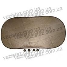 Шторка автомобильная на заднее стекло ТН-308 В (100х50см) (овал)