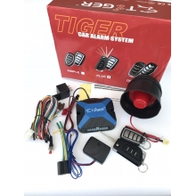 Автосигнализация Tiger Simple PLUS с сиреной и односторонней связью