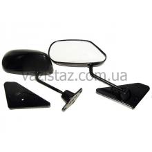 Зеркала Ф2 боковые ВАЗ черные (2 шт.) ЗБ-F2 Sport Black