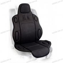 Накидка на сиденье черная F-19002 B Vitol