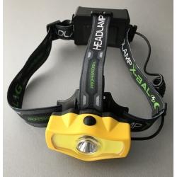 Налобный фонарь для охоты и рыбалки купить Police BL-T929-T6 +COB аккум/ЗУ 220-12В
