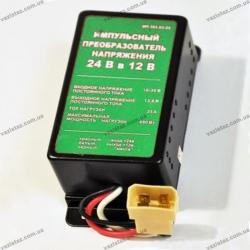 Преобразователь напряжения импульсный 24В-12В. ИПН 101.03-25   25А   480W