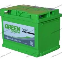 Аккумуляторная батарея 100 а/ч 6 ст Green Power АЗЕ (Евро)