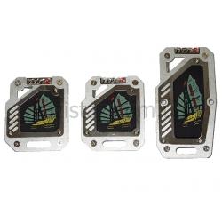 Накладки на педали KK-113 SL