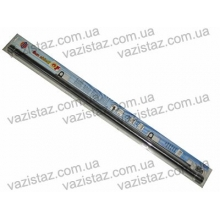 Шторка автомобильная 2шт х 50х45 см (пара) AS-45 Bk/Wh (20) черно-белая