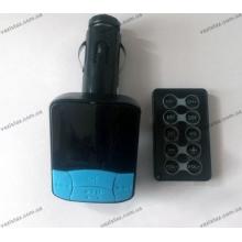 ФМ трансмиттер (fm-модулятор) 118 AUX 12-24 вольт
