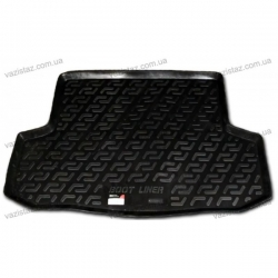 Коврик в багажник Chery Kimo 06- (Lada Locker)