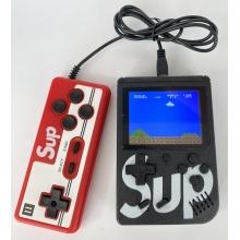 Портативная приставка Денди с джойстиком Retro FC Game Box Sup dendy 400in1