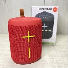 Портативная беспроводная Bluetooth колонка Hopestar P14 5W, 1500mAh, радио, красная
