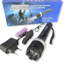 Фонарик с отпугивателем собак электрический Police BL-1105, ЗУ 12-220В, аккумуляторный, фокусировка