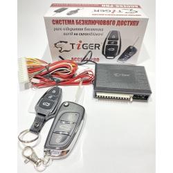 Дистанционное управление центральным замком Tiger Access PRO (выход на багажник / стеклоподъемники / выкидной ключ)