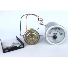 Электронный датчик давления масла + цифровой указатель LED 7704 D52ММ