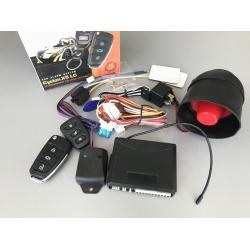 Односторонняя сигнализация на автомобиль Cyclon X5 LC с сиреной