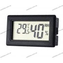 Термометр-гигрометр WSD-12A врезной