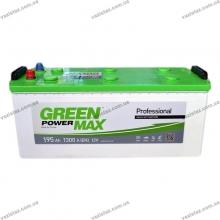 Аккумуляторная батарея 145 а/ч АЗГ Green Power Max