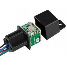 GPS трекер - реле автомобильный, автосигнализация GSM Глонасс, радиомаяк LK720