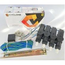 Комплект центральных замков Cyclone DLS-221 на 4 двери (без пультов ДУ)