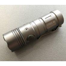 Карманный фонарик Small Sun ZY-R828 80000W, аккумуляторный, 220В/12В