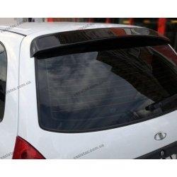 Козырек на заднее стекло ВАЗ 1117 Калина (на скотче) (ANV air)
